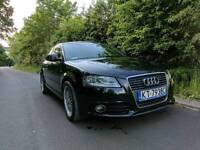 Audi A3 1.6 tdi s line registered in Poland but not LHD