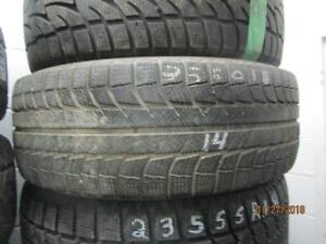 235/60R18 1 ONLY USED MICHELIN WINTER TIRE