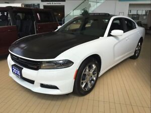 2016 Dodge Charger SXT AWD NAV SUNROOF HEATED SEATS