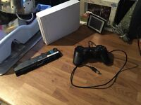 Wii, toshiba laptop battery, PS3 controller, satnav