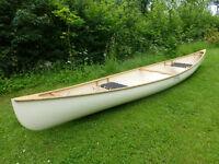 Apache Canadian Canoe
