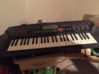 CASIO CTK-401 49 Key Electronic Keyboard Synthesizer Music System Electric Piano