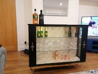 Stunning Vintage Display Cabinet