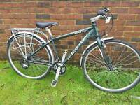 Adults akita hybrid bicycle