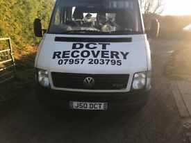 Vw lt35 recovery truck 2004