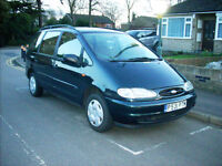 MINT CON.P REG FORD GALAXY 2.0 PETROL 7 SEATER ONLY 65000 MILES MUST BE SEEN