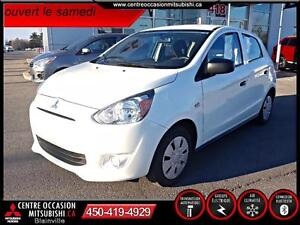 2015 Mitsubishi Mirage ES 3CYL. SUPER ECO