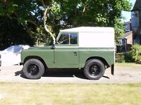 Land Rover Series 2A - Not Defender - Historic Vehicle No Tax - Diesel - 1965