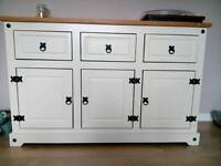 *sold* Painted Sideboard