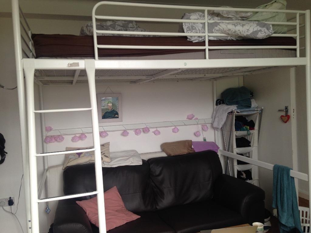 Double Loft Bed Ikea In Muswell Hill London Gumtree
