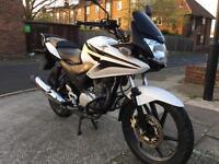 Honda CBF 125 2010 low miles + extras £1299 ONO