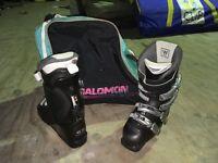 Salomon Anatomic Ski Boots - Size UK 4