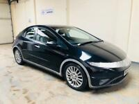 Honda Civic 1.8 I vtec se in immaculate condition full service history 1 lady owner long mot Feb 19
