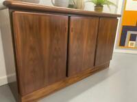Mid Century Danish Retro Sideboard Drinks Cabinet