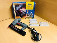 Electric Nailer/Stapler with many nails