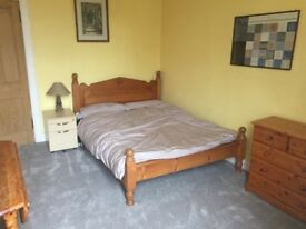 Lovely quiet room in Canonmills