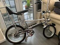 RALEIGH CHOPPER MK3 - RARE ALL CHROME FINISH - IMMACULATE!
