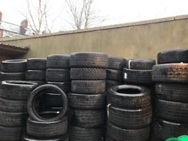 120Part worn tyres to clear!!!!! Job lot
