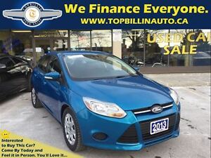 2013 Ford Focus SE HEATED SEATS, BLUETOOTH 79 Kms