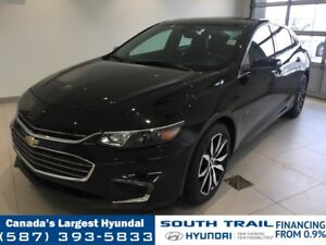 2017 Chevrolet Malibu LT - LEATHER, HEATED SEATS, SUNROOF