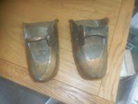 Mongolian Shoes Copper stirrup Riding shoes Original
