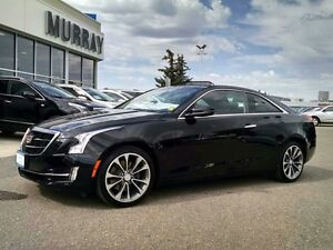 2015 Cadillac ATS Coupe 2dr Cpe 2.0L Luxury AWD *Nav* *Heated Le