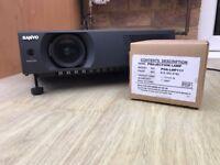 SANYO PLC-WXU30 LCD Projector + BRAND NEW LAMP!!