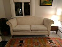 2 seater Laura Ashley sofa. Second hand but in brilliant condition
