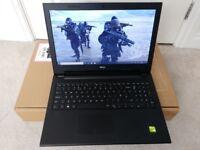 Dell Inspiron 15.6 ( Intel Core i5-5200U/8GB RAM /1TB HDD/Nvidia Geforce 820M ) Gaming Laptop