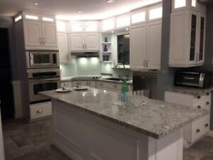 Quartz Countertops Installed from $62 sq ft!