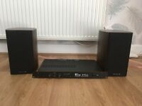 Wharfedale Diamond Edition 9.1 Speakers w/ Amp