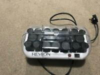 Revlon R6 heated rollers