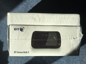 Unopened BT Home Hub 3 (usually £32.99 - HALF PRICE)