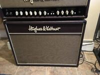 Guitar Amplifier Statesman by Hughes and Kettner. ERxvcellent Condition