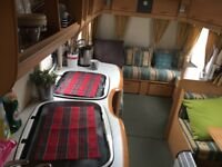 Baily Pageant 4 bith Caravan 2005/6