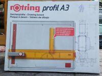 Rotring A3 Drawing Board Set