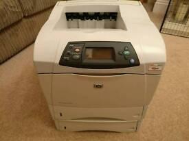 HP Laser Jet 4200tn Network Printer