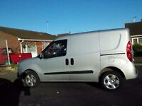 Vauxhall combo sportive deisel 2012 moted