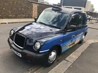 LTI TX1(London taxi) 11 months MOT,aircon