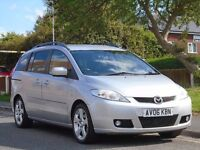 Mazda5 2.0 D Sport 5dr£2,299 p/x welcome 7 SEATERS,DIESEL,LONG MOT
