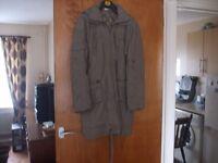 Women's Coat ,size 14 ethel austin