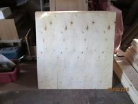 10 X 1100 X 1100 X 9MM PLYWOOD BOARDS