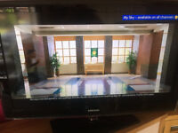 Samsung LCD TV Samsung LE40B550A5 40 inch Full HD 1080p Crystal LCD Television with Freeview