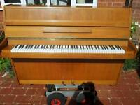 *THE LITTLE PIANO STORE * CAN DELIVER * ZIMMERMANN MODERN UPRIGHT PIANO