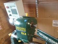 RECORD POWER LATHE