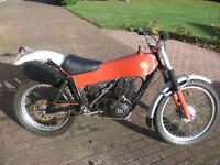 Montesa Cota 348cc Trail bike 1976 approx