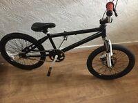 BMX bike 8 years and up