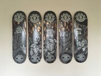 Skateboard Decks - Element X Timber (Chad Eaton)