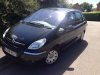 2008 Citroen Xsara Picasso, long mot, low mileage, must see!