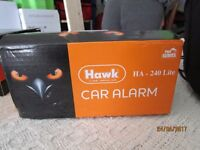 Hawk Car Alarm-Brand New Never Used